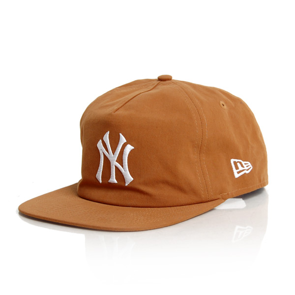 9Fifty Snapback NY Yankees LIGHTWEIGHT ORIGINAL FIT A FRAME Ginger White - M/L