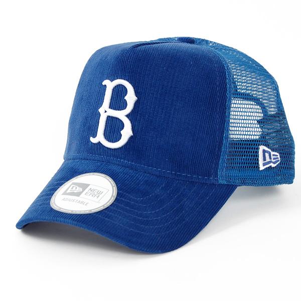 9Forty Cord Coop Brooklyn Dodgers Blue - UNI