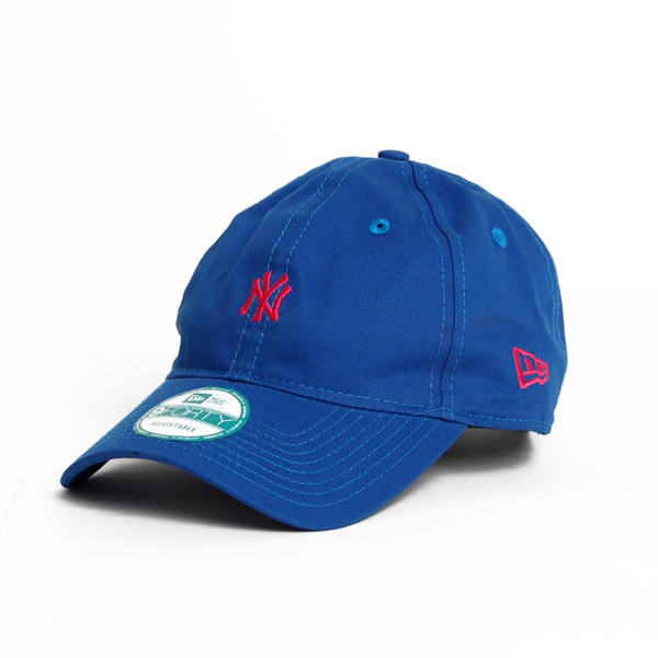 9Forty Essential NY Yankees Royal BAZBRR - UNI