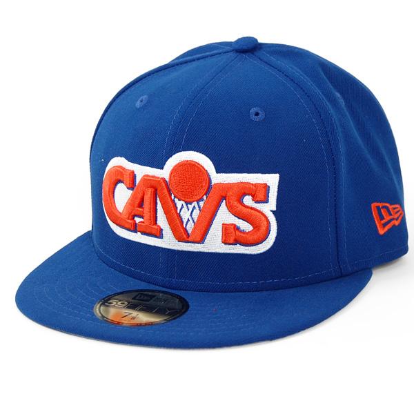 Basic Team HWC Cleveland Cap Blue - 7 1/2