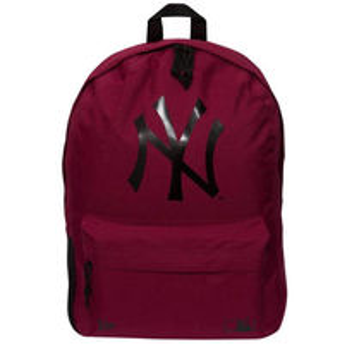 New Era MLB Stadium Backpack NY Yankees Cardinal Red