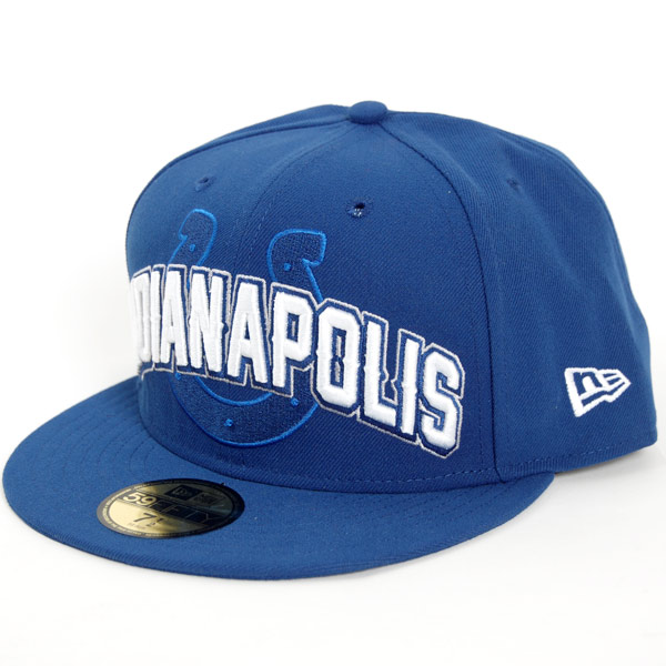 NFL Onf Draft Indianapolis Colts Cap - 7 1/2