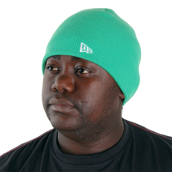 Orig Basic Knit Cap Island Green - UNI
