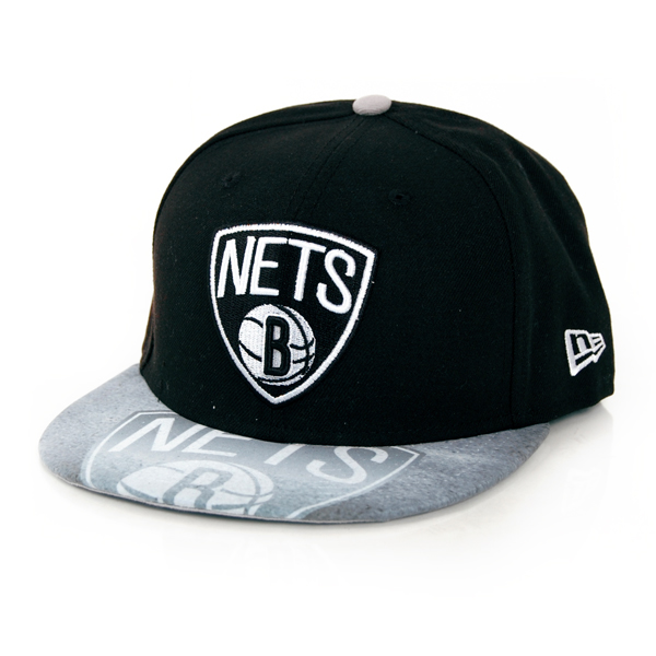 Vizasketch Brooklyn Nets Cap - 7 1/2