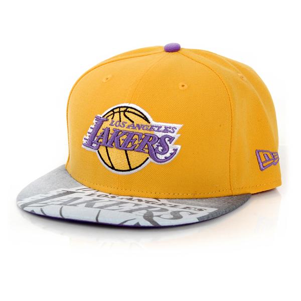Vizasketch LA Lakers Cap - 7 5/8
