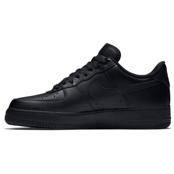 Nike Air Force 1 Low Black Black 315122-001 ...