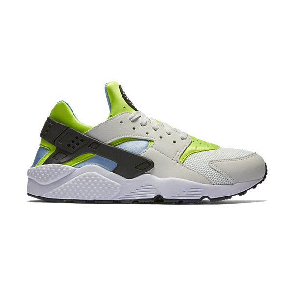 Nike Air Huarache Shoe Off White Barely Volt Bluecap 318429107