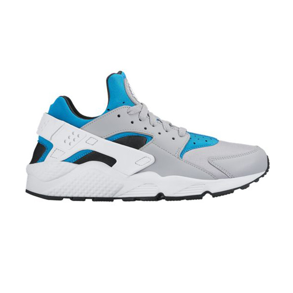 the best attitude d48af 16864 Nike Air Huarache Shoe Wolf Grey White Aquatone Dynasty 318429-024 ...
