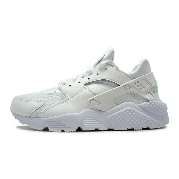 06907755a6d2d1 Nike Air Huarache White White Pure Platinum 318429-111 ...