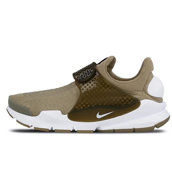 Nike Sock Dart Shoe Khaki White Cargo Khaki