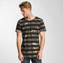 2Y Camo Stripes T-Shirt Black