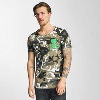 2Y Camo T-Shirt Khaki