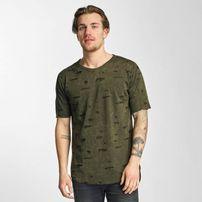 2Y Cuts T-Shirt Khaki