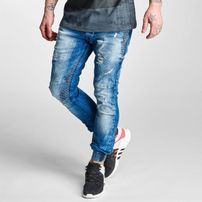 2Y Denim Chino Pants Blue