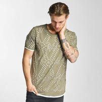 2Y Holes T-Shirt Khaki