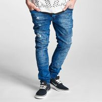 2Y Lando Slim Fit Jeans Dark Blue