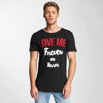 2Y Love Me T-Shirt Black