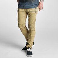 2Y Savage Slim Fit Jeans Khaki