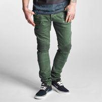 2Y Savage Slim Fit Jeans Olive