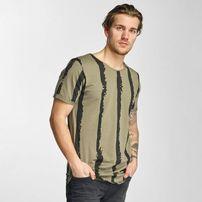 2Y Stripes T-Shirt Khaki