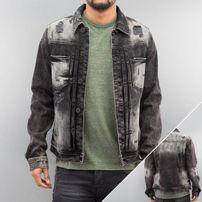 2Y Talmon Denim Jacket Black1