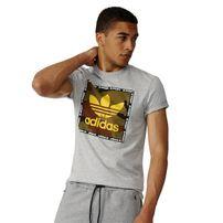 Adidas Camo Box Tee Grey AZ1086