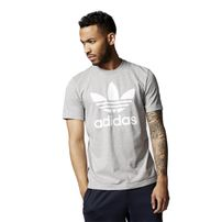 Adidas Trefoil T Originals Grey AY7708