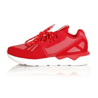 Adidas Tubular Runner Red White B25597