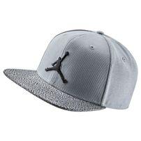 Air Jordan Elephant Bill Snapback Cool Grey Black