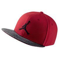 Air Jordan Elephant Bill Snapback Gym Red Black