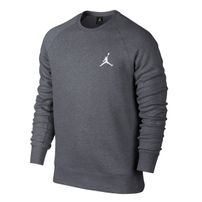 Air Jordan Flight Crew Sweatshirt Carbon Grey