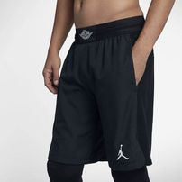Air Jordan Ultimate Flight Basketball Shorts Black Black