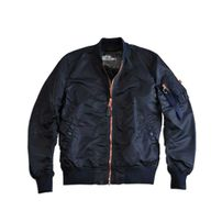 Alpha Industries MA-1 VF LW Rep Blue Coopper