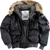 Alpha Industries Mountain Jacket Black