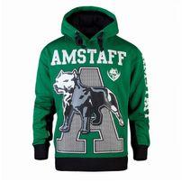 Amstaff Alador Hoodie Green