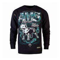 Amstaff Daban Sweatshirt Black