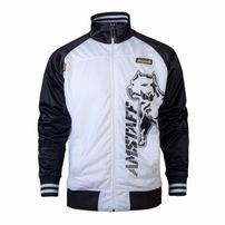 Amstaff Horus Trackjacket White Black