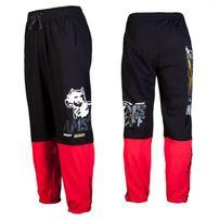 Amstaff Karpan Sweatpants Black Red