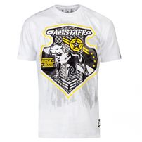 Amstaff Razar T-shirt White
