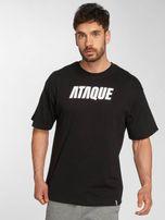 Ataque / T-Shirt Leon in black