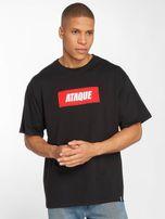 Ataque / T-Shirt Mataro in black