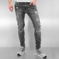 Bangastic Burundi Antifit Jeans Light Grey