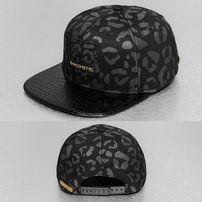 Bangastic Camo II Snapback Cap Black
