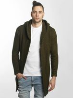 Bangastic / Cardigan Long in olive