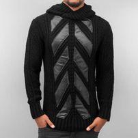 Bangastic Knitted Hoody Black