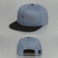 Bangastic Logos Snapback Cap Blue/Black