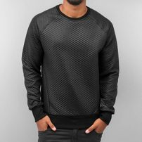 Bangastic Quilt Sweatshirt Black