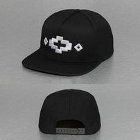 Bangastic Square Snapback Cap Black