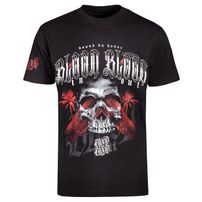 Blood In Blood Out Blood Black Honor T-Shirt