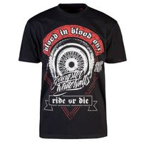 Blood In Blood Out Blood Ride or Die Shirt